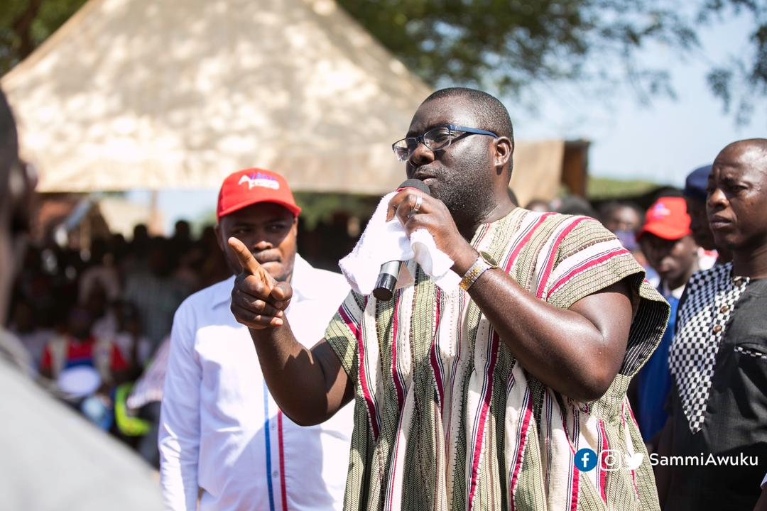 We have performed better, 4More4Nana - Sammy Awuku to Mion, Tamale Constituency