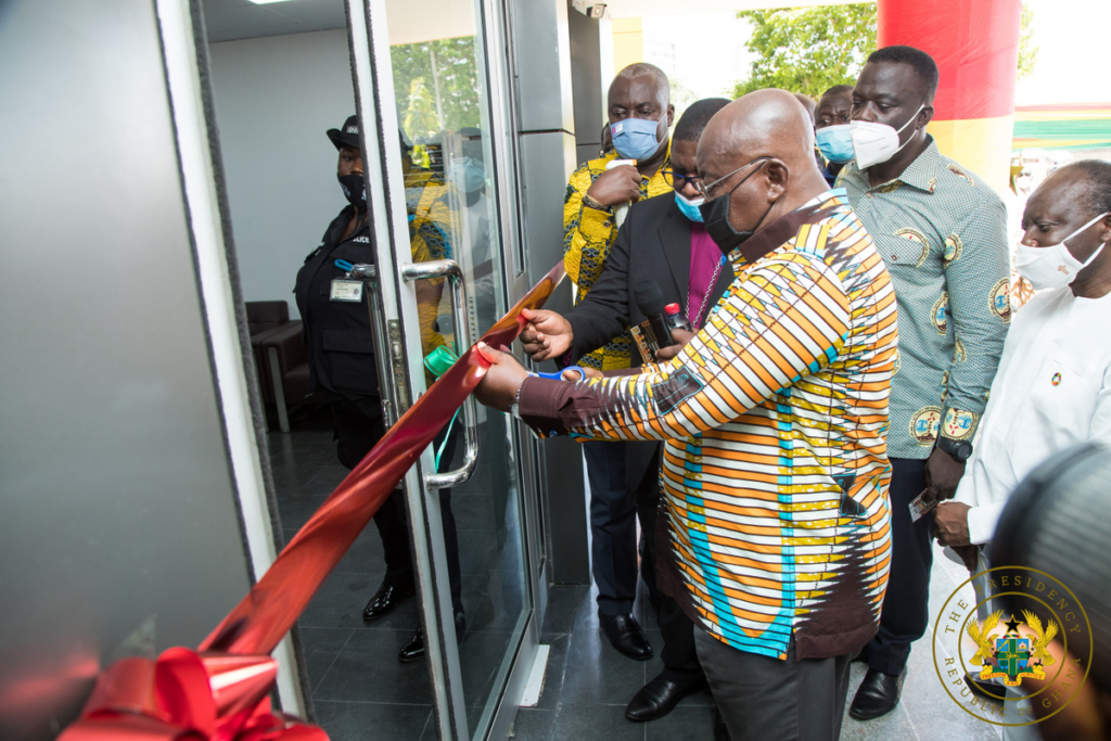 Commit to peaceful electoral process, forgo violence - Akufo-Addo to political parties