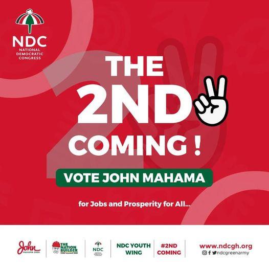 Nana Addo one term