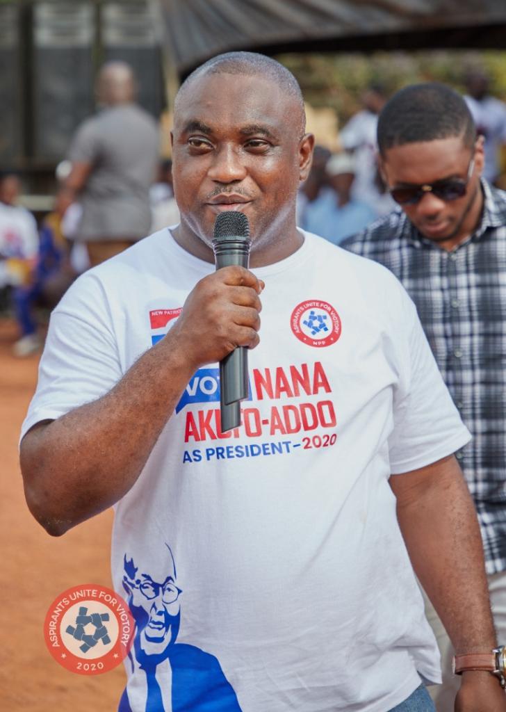 NPP Fomena Campaign launch