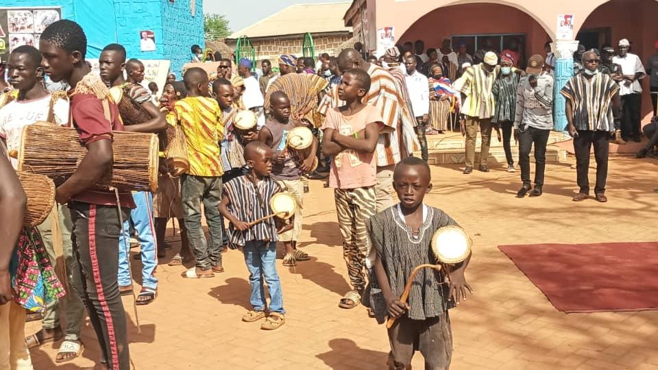 Akufo-Addo, Bawumia celebrate Damba with the people of Mamprugu 3
