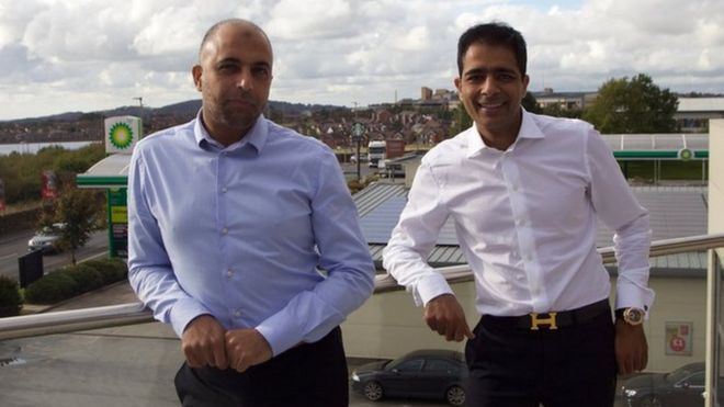 Billionaire Issa brothers honoured after Asda takeover