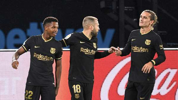Griezmann shames racist reporting about Fati after Barca win in Champions League