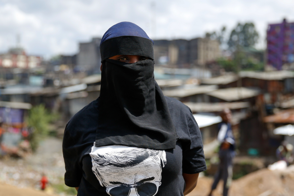 Buying a baby on Nairobi's black market