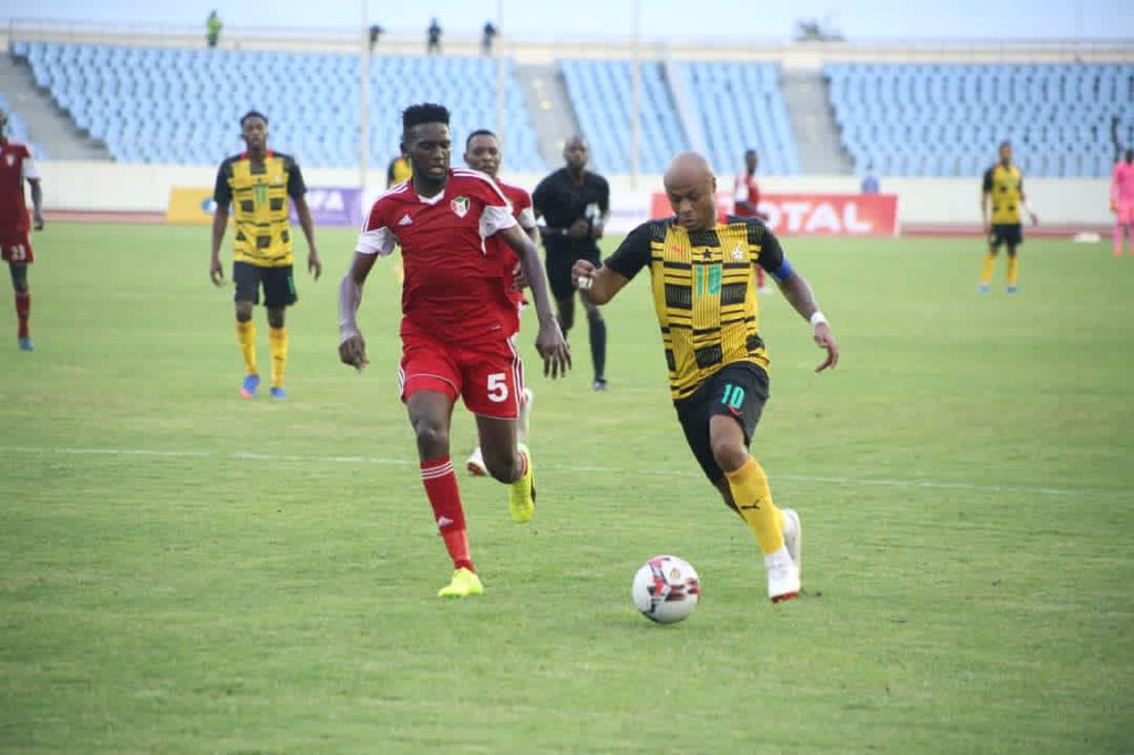 Black Stars rated vs Sudan