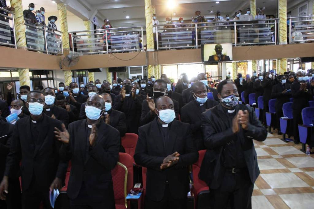 Election 2020: Christ Apostolic Church calls for peace, stability and unity
