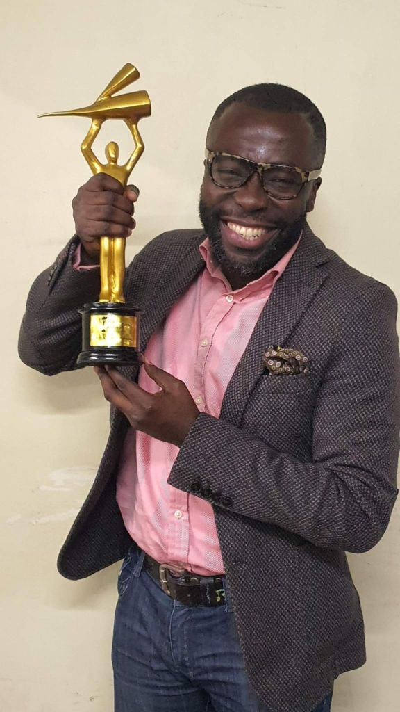 Andy Dosty wins NCA awards