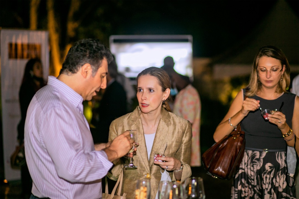 From Italy with wine - Ghana gets a taste of world's finest