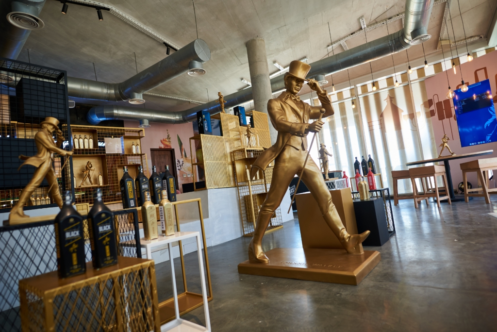 House of Walker Accra opens to celebrate Johnnie Walker's 200th anniversary
