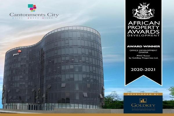 Goldkey Properties honoured at International Property Awards