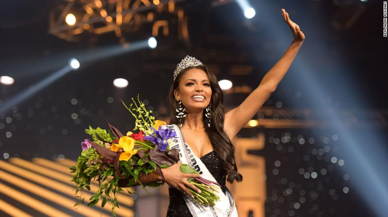 Miss USA 2020 is the first Black woman to represent Mississippi