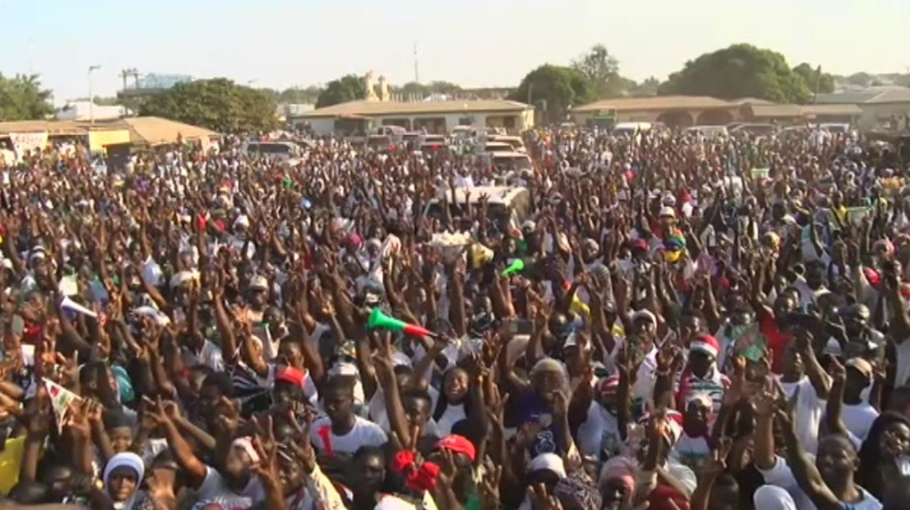 NPP is always full of talk but no action, NDC will win the elections – Mahama