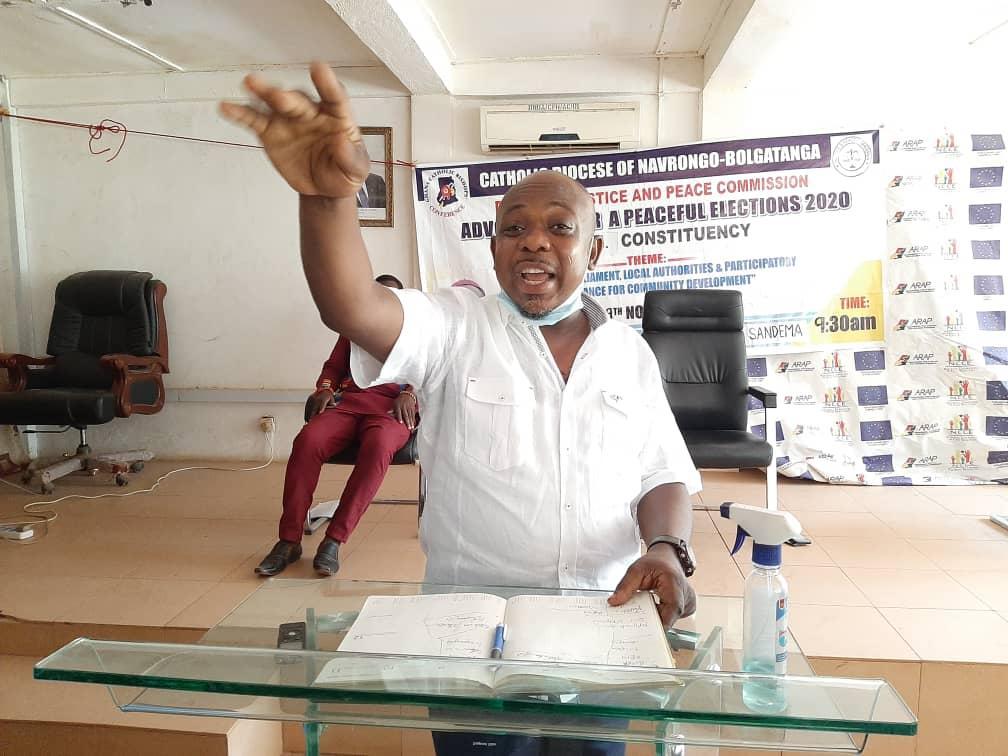 NDC will reintroduce Police visibility - Agalga