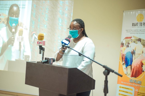 Education Minister launches Partners in Play Project to empower children