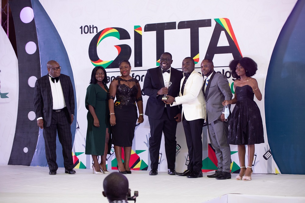 Zeepay wins Best Fintech of the Year at GITTA 2020