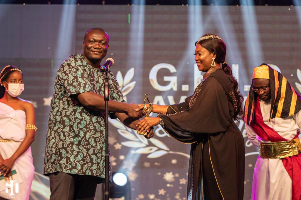 DecorVibes GH wins Ghana's Best Event Rising Star Company of the Year