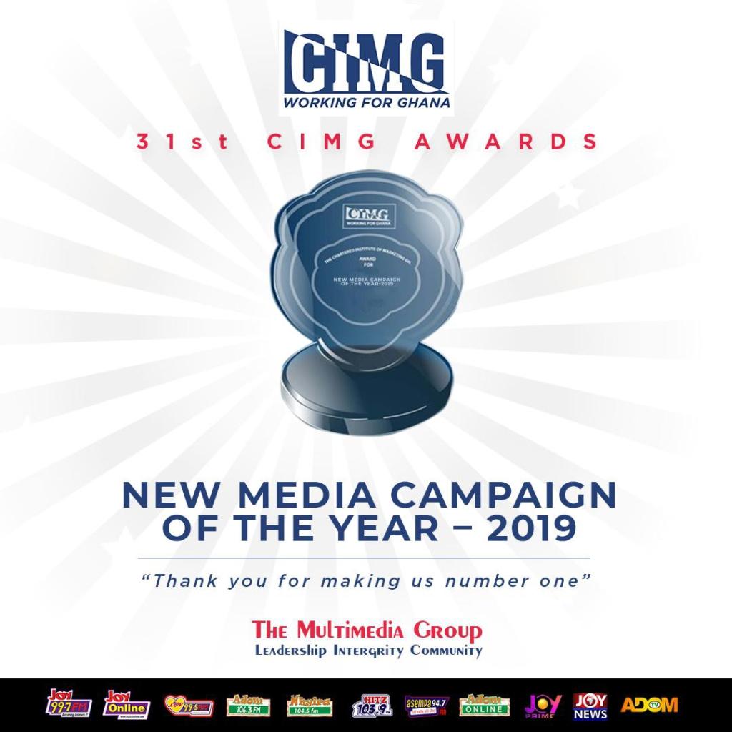 CIMG Awards 2019