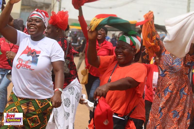 Mahama, NDC mark 39th Anniversary of 31st December Revolution [Photos] 10