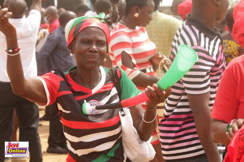 Mahama, NDC mark 39th Anniversary of 31st December Revolution [Photos] 15