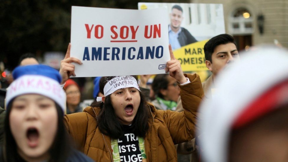 US government ordered to reinstate protections for 'Dreamers'