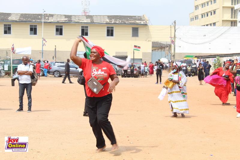Mahama, NDC mark 39th Anniversary of 31st December Revolution [Photos] 9