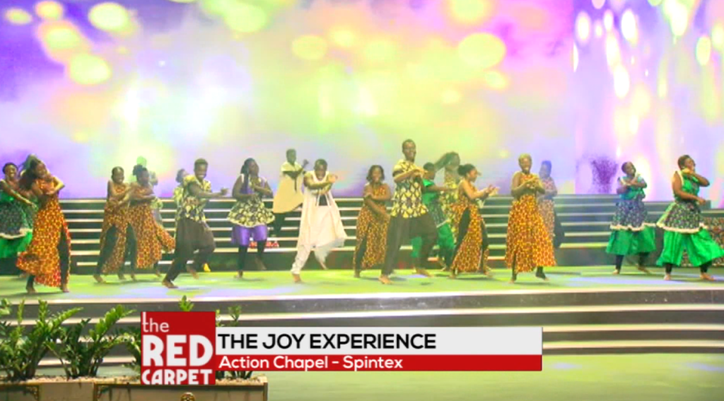 The Joy Experience by Action Chapel