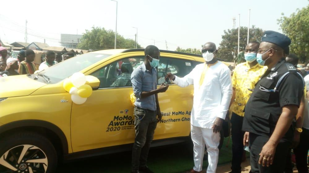 MTN Awards in Northern Ghana