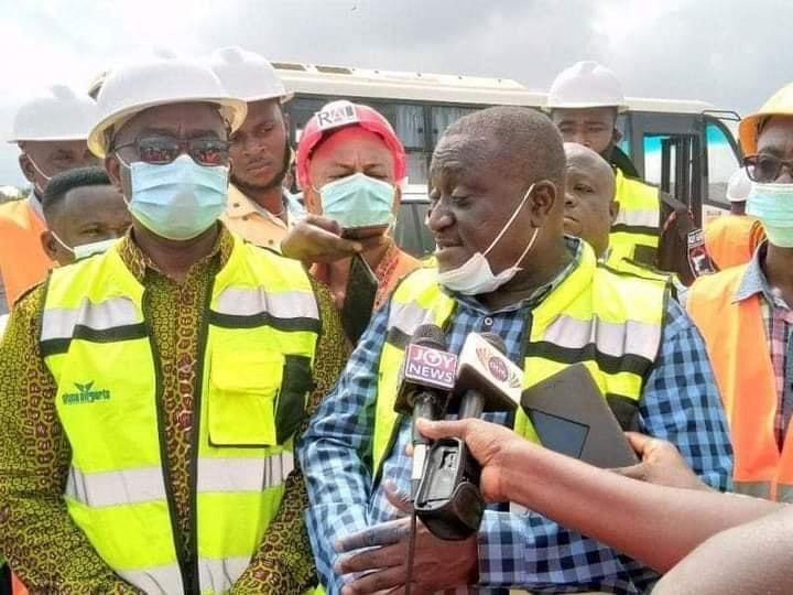 Expansion works on Sunyani Airport to be completed by December