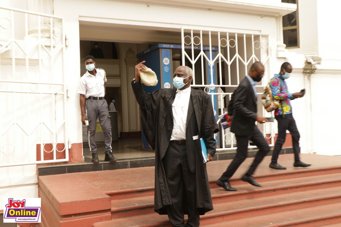 Supreme Court sets January 4 to hear case seeking to set aside Amewu's injunction