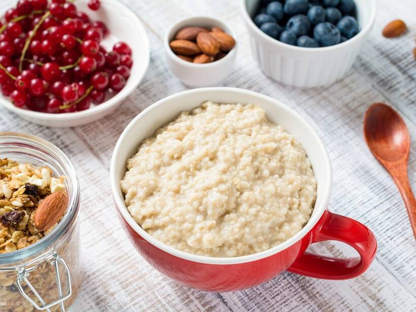 Here's why your child should eat oats for breakfast