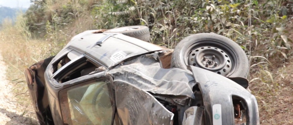 Presbyterian District Pastor Crashed To Death On New Year's Eve [Photos] 2