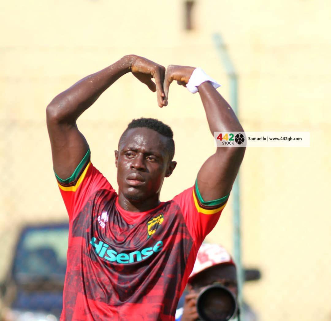 GPL: Kwame Opoku brace earns Kotoko win over Liberty - MyJoyOnline.com