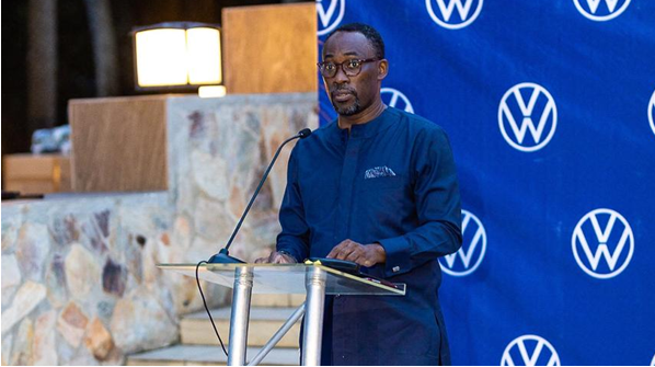 Universal Motors Limited exhibits Ghana assembled Volkswagen cars