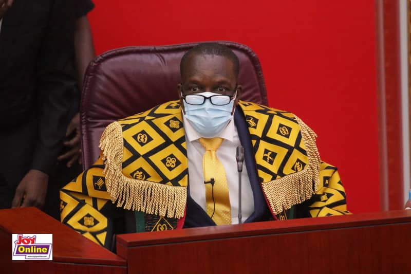 Bagbin elected Speaker of Parliament - MyJoyOnline.com