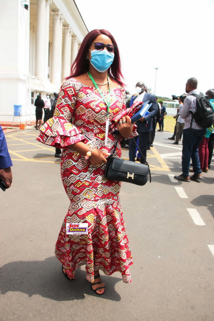 Photos: EC lawyers move to prevent Jean Mensa from testifying in election petition hearing