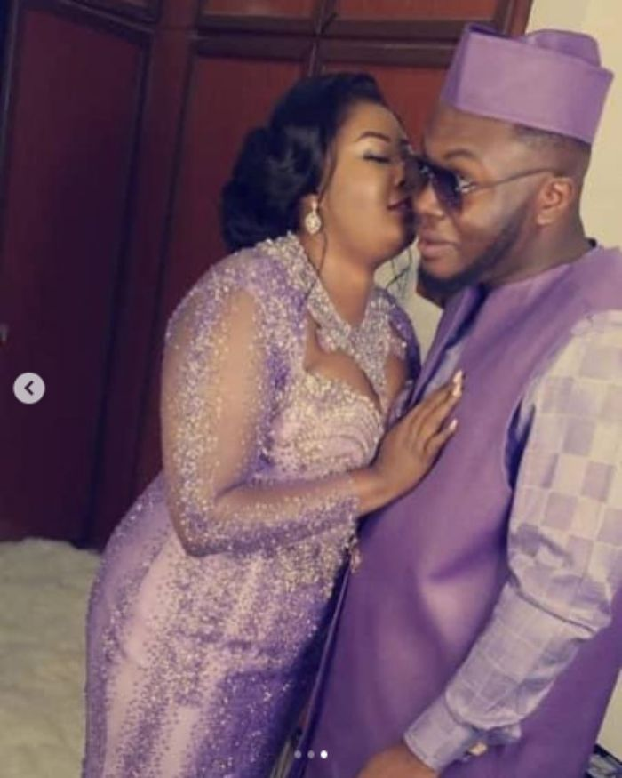 Francisca Oteng gets married