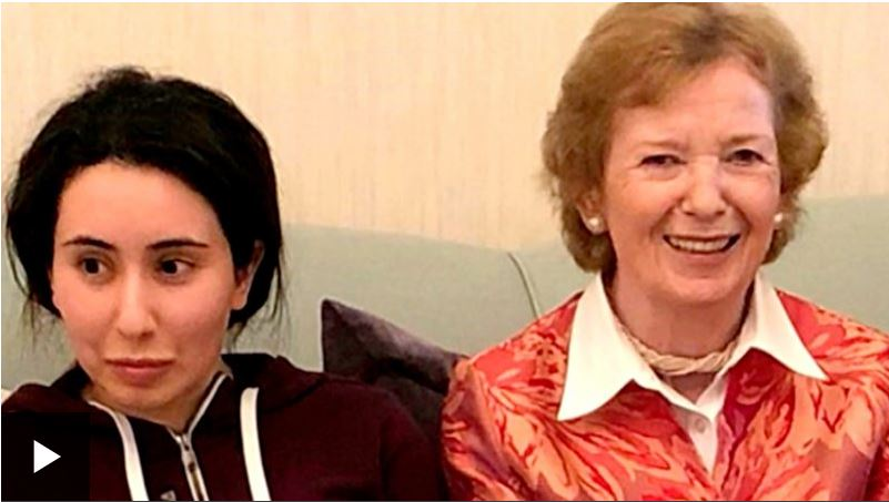Princess Latifa: 'Hostage' ordeal of Dubai ruler's daughter revealed
