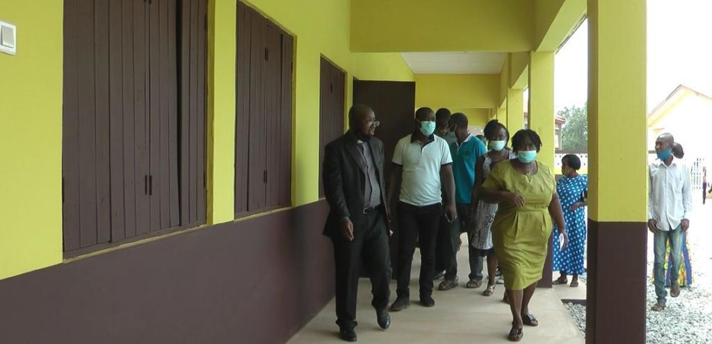 Sunyani East MP builds schools for 3 communities