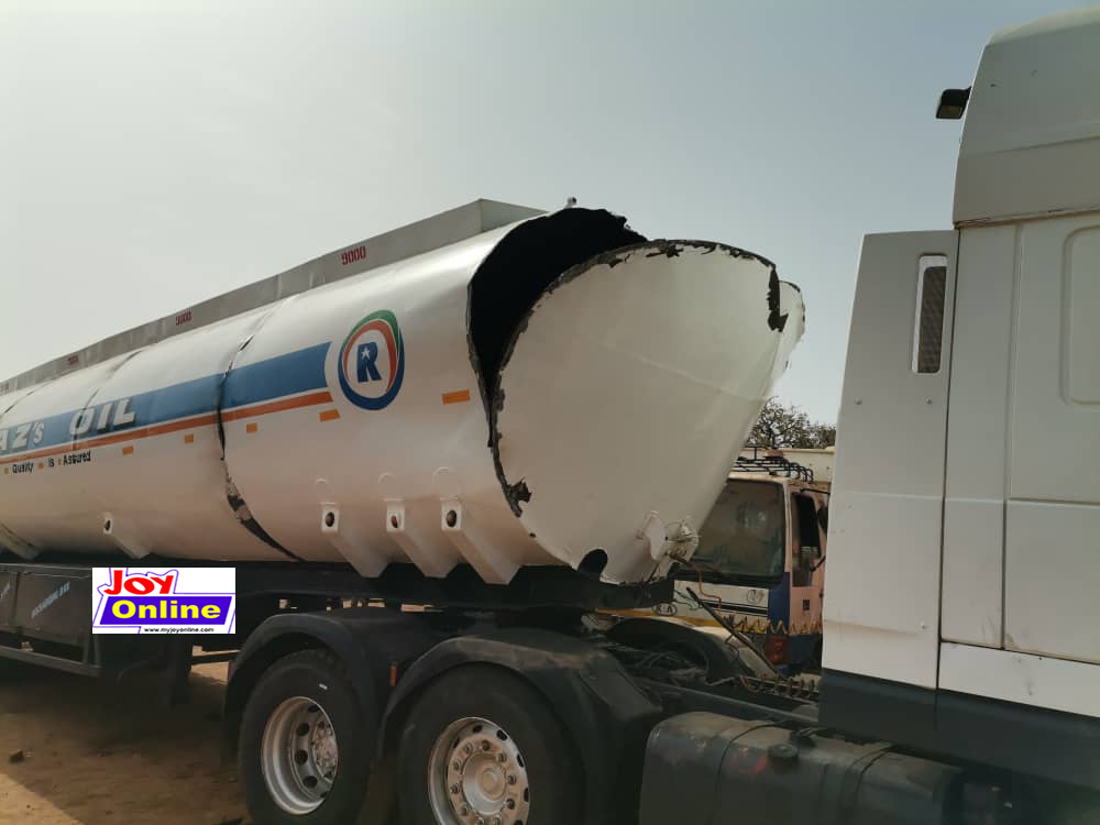 2 dead, 1 injured after petrol tanker explodes in Wa