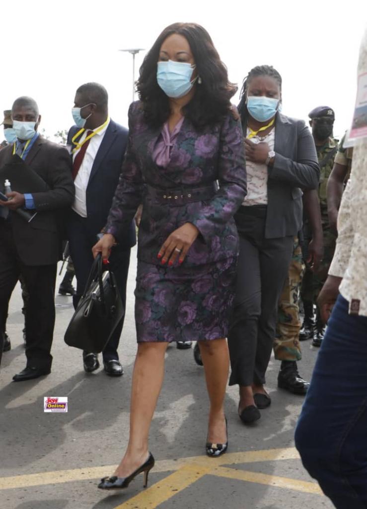 Photos: Supreme Court dismisses Mahama's application to inspect EC's document