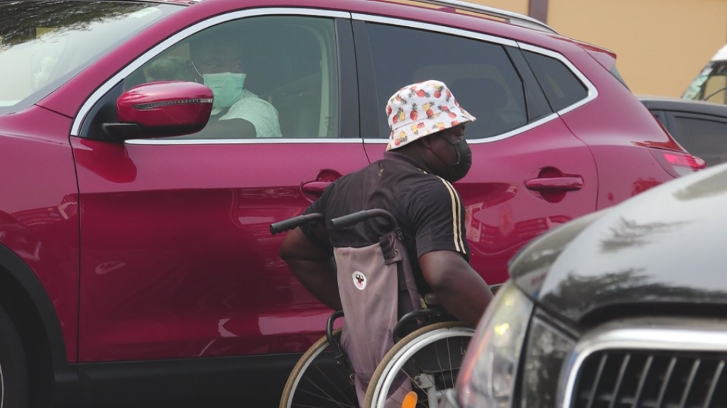 Already battered by stigma, Covid-19 is another hurdle for Ghana's disabled