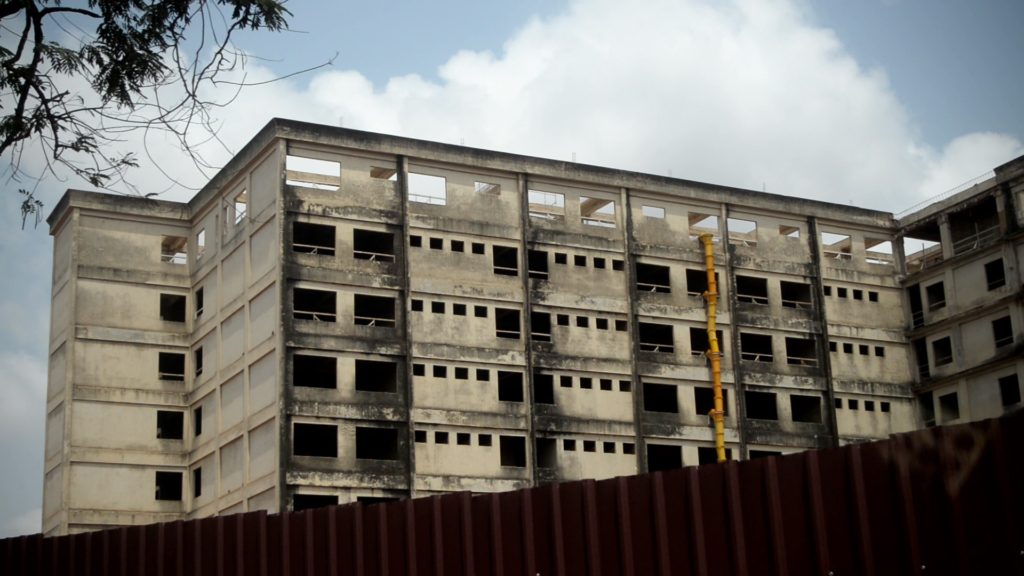 Stalled KATH Maternity and Children's Block to be pulled down