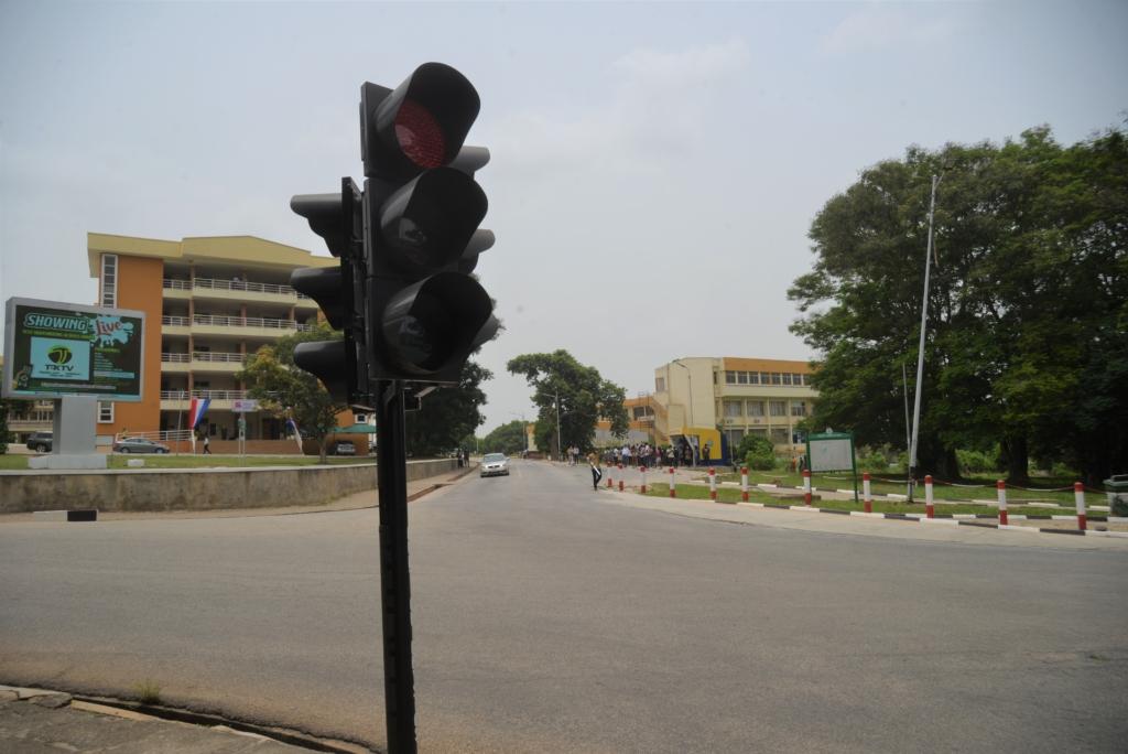 Solving Ghana's traffic light menace the KNUST way
