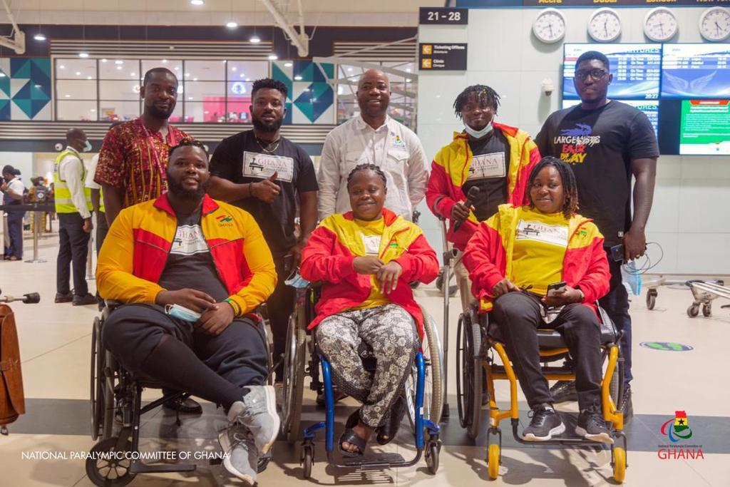 Para Powerlifting World Cup: Sports Minister charges Team Ghana team to win medals