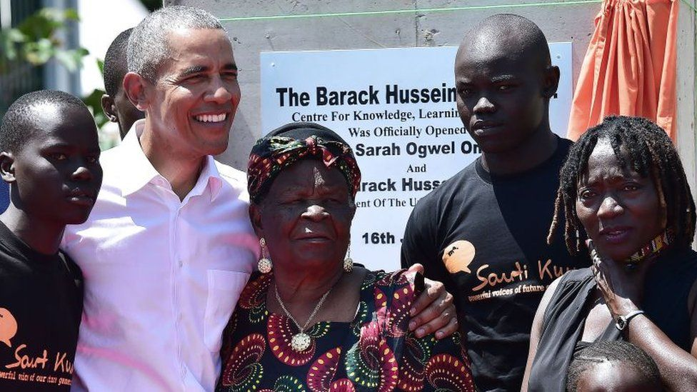 How a Ugandan grandmother fought the President for her