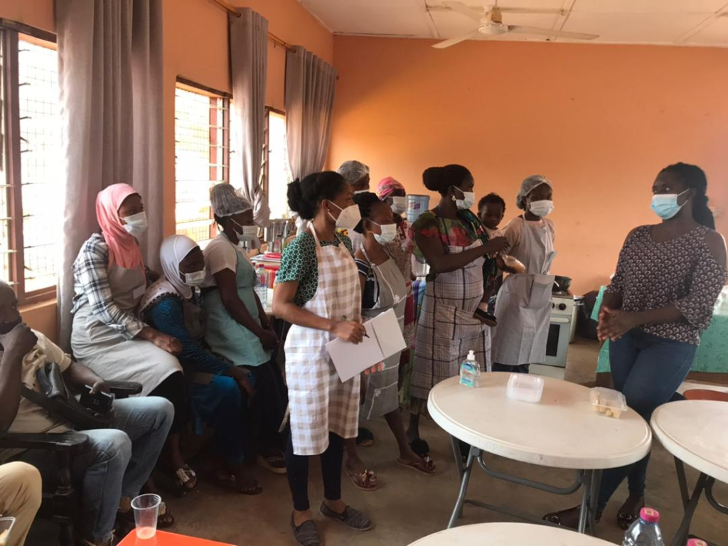 Olam Ghana partners with ComCashew to train women in Agriculture