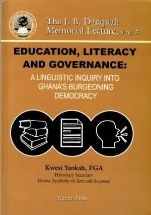 Prof Kwesi Yankah: Winding down on J. B. Danquah with comic relief