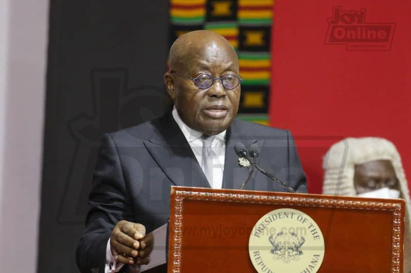 President Akufo-Addo on Ghana's economy post Covid-19