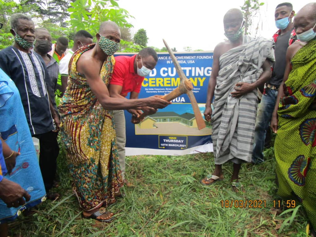 Kumasi Rotary Club to support Sawua with $120k educational projects