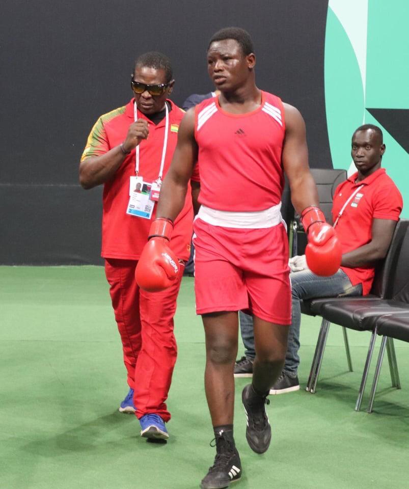 Boxer Shakul Samed gets Tokyo Olympic berth